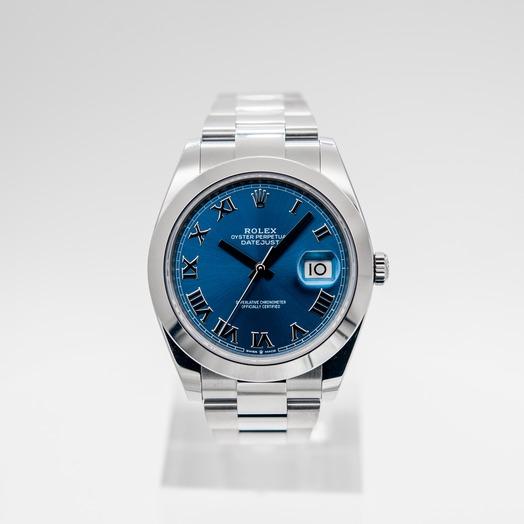 Rolex Datejust 126300-0017